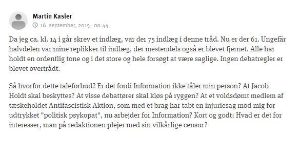 InformationCensur