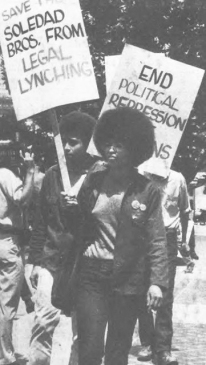 Angela-Davis-Jonathan-Jackson-march-to-free-George-Jackson-Soledad-Bros-1970